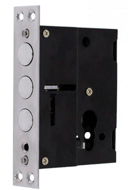 FZB Корпуc замка верхний A18-4S, для китайских дверей, 3 ригеля, FZB (10-41) - Картинка 1